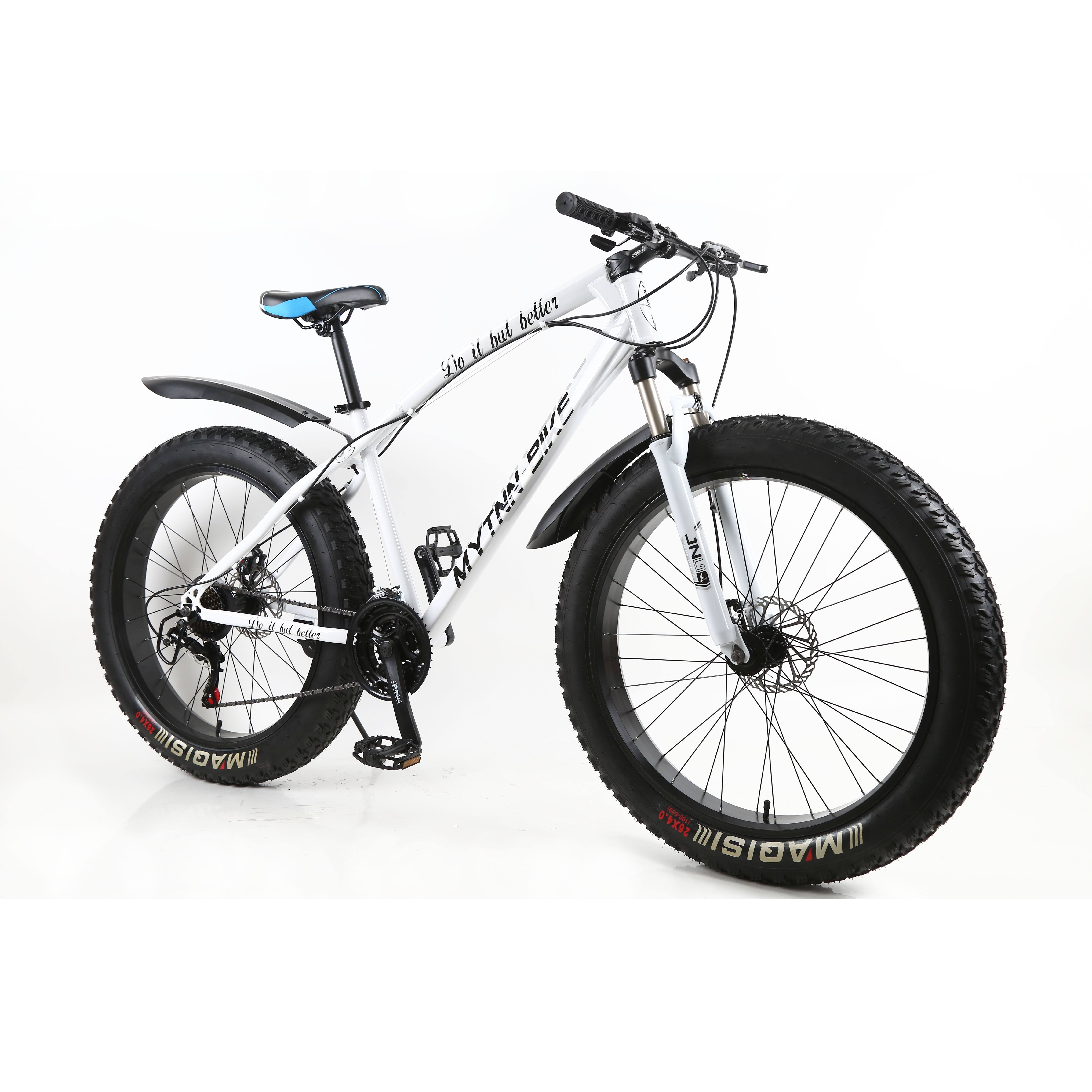 fahrrad fatbike mytnn 21 gang shimano kettenschaltung mit. Black Bedroom Furniture Sets. Home Design Ideas