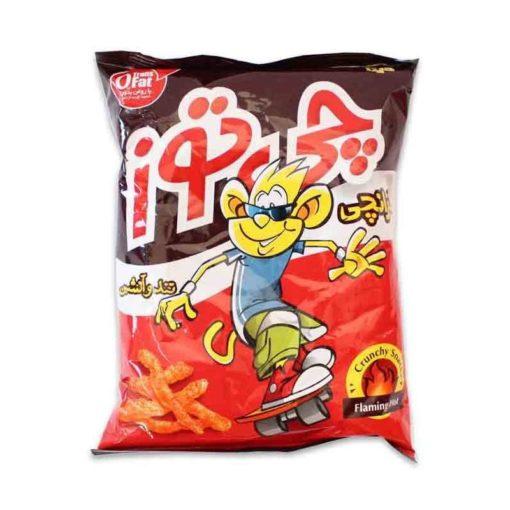 Cheetoz Crunchy scharf 30gr   کرانچی فلفلی